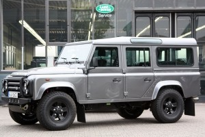 Lowering 40mm, suspension kit for Defender 90 / 110