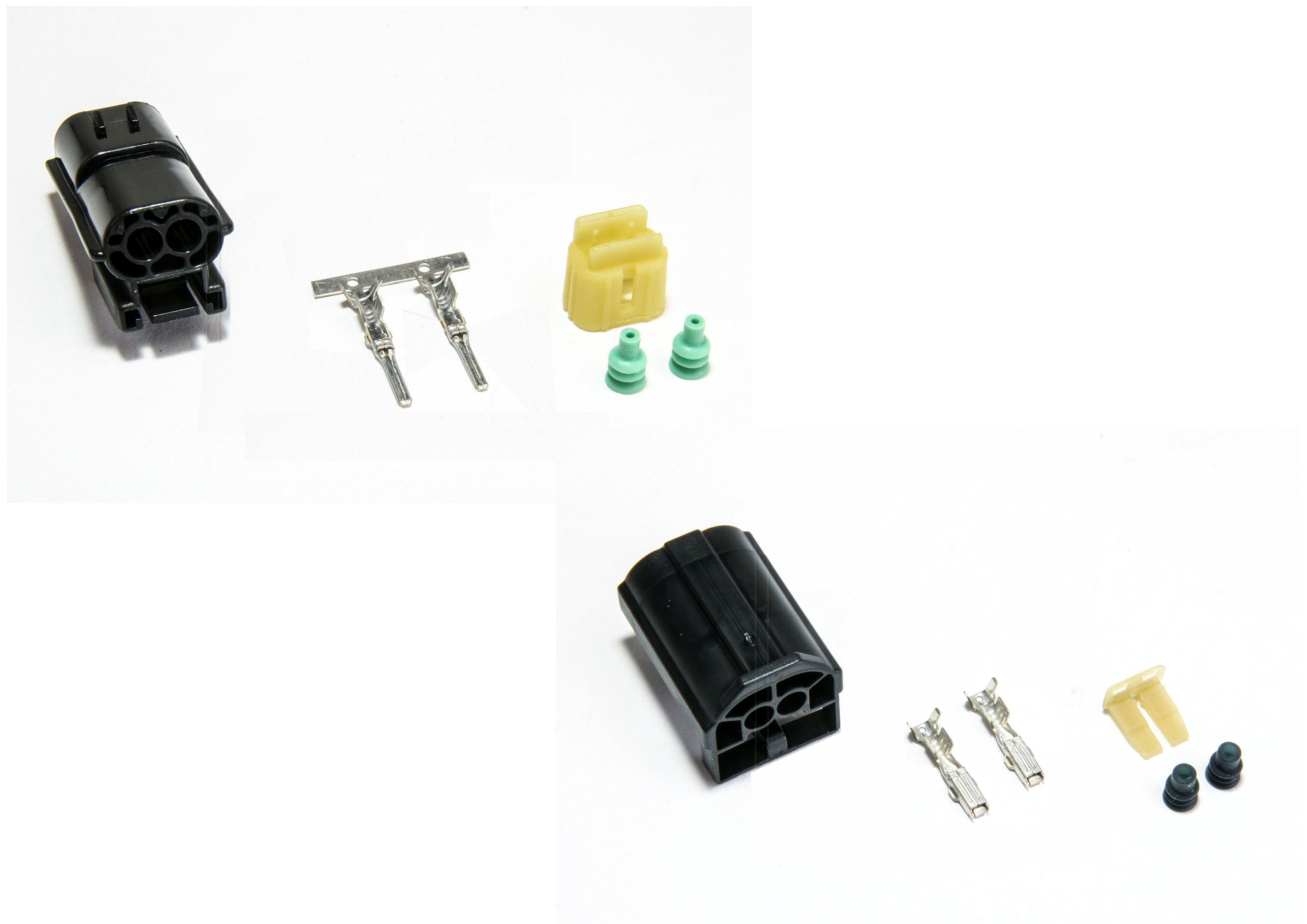 Econoseal Connector 2-way Male and Female