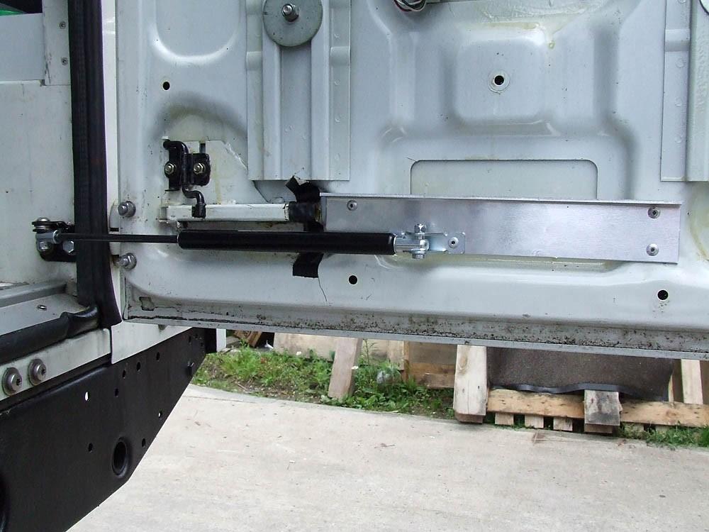 4x4 Outdoor Tuning Rear Door Shock For Defender 90