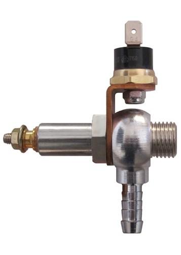 12V Screw-/ Filter Heater,  M14x1.5 or M16x1.5, for diesel / vegetable oil, SVO, WVO / Biodiesel