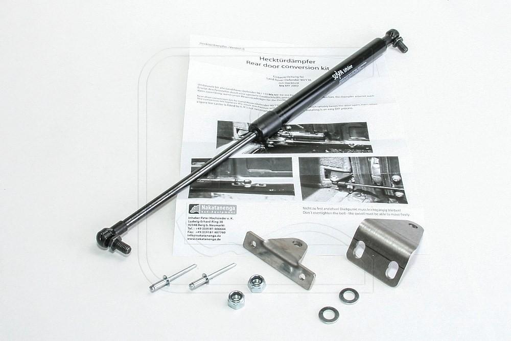 Nakatanenga Rear Door Shock 2.0 for Defender 90 / 110 to MY 01 with rear door