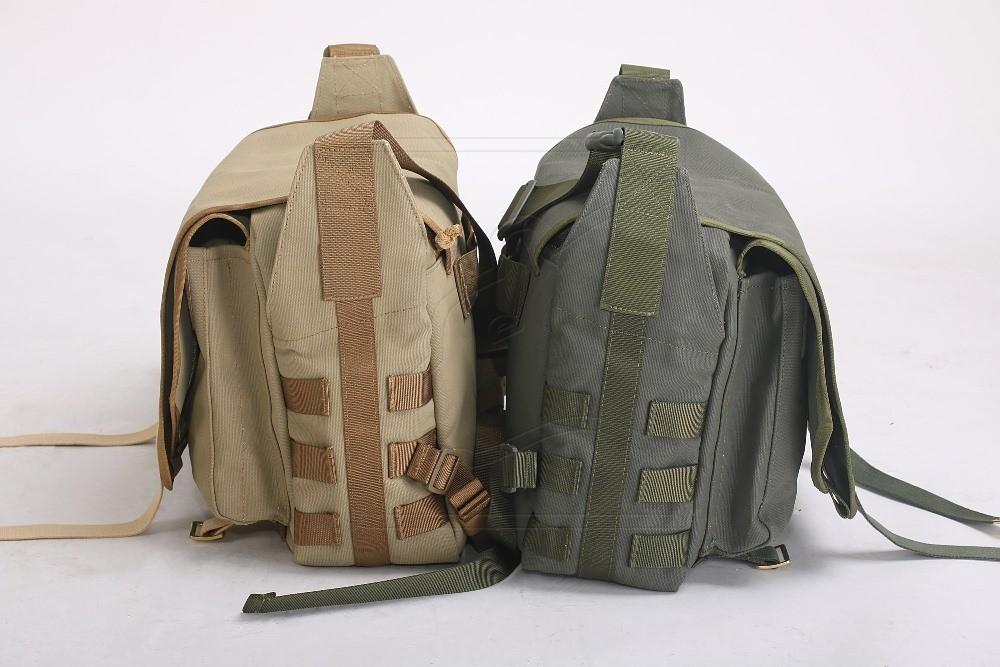 "Tactical Messenger Bag ""Modern & Classic"", Nakatanenga"