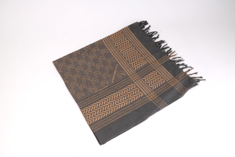 Chic multipurpose shawl 120 cm x 120 cm Nakatanenga