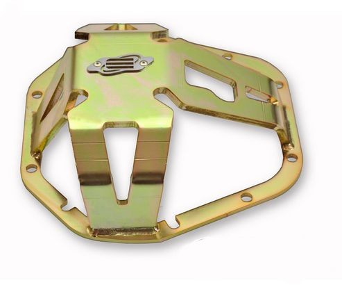 Rear Diff guard for Salisbury axle Defender 110/130