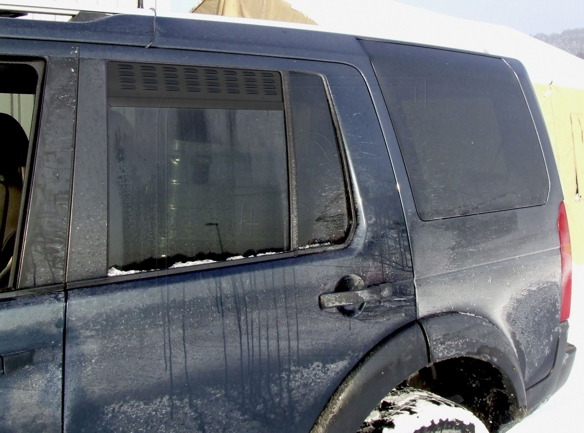 Rear Door Air Vents for Land Rover Discovery 1/2/3/4