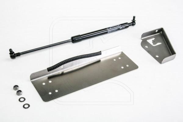 Nakatanenga Rear Door Shock/gas strut TOP for Land Rover Defender 90/110