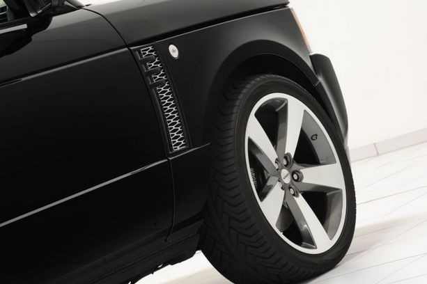 STARTECH Suspension lowering module 25mm for Range Rover- from 2013, Sport from 2014