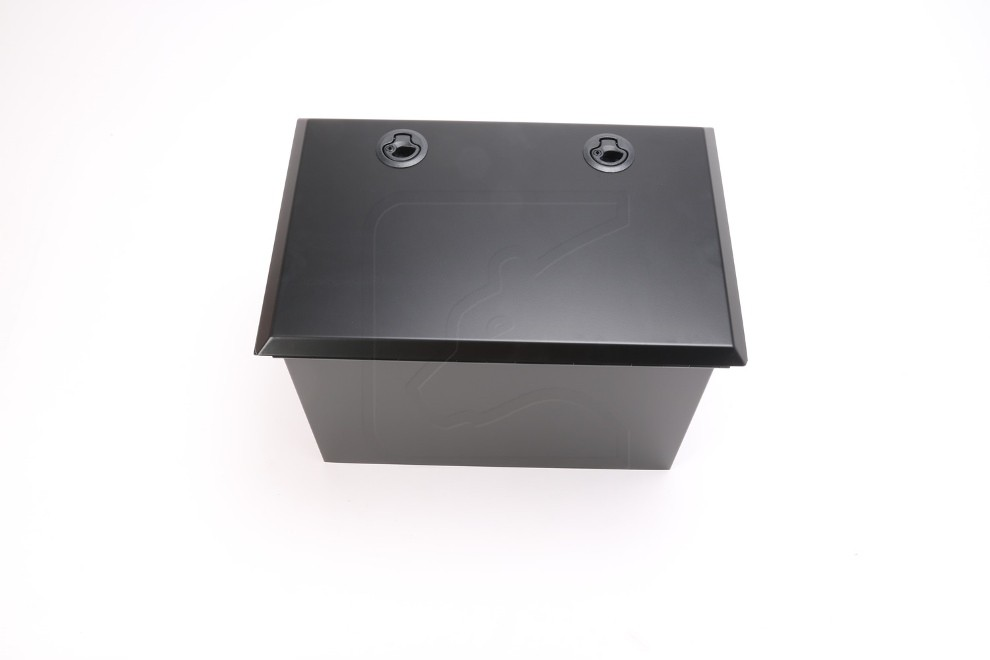 Exterior storage box for Land Rover Defender 110 HT 2-doors