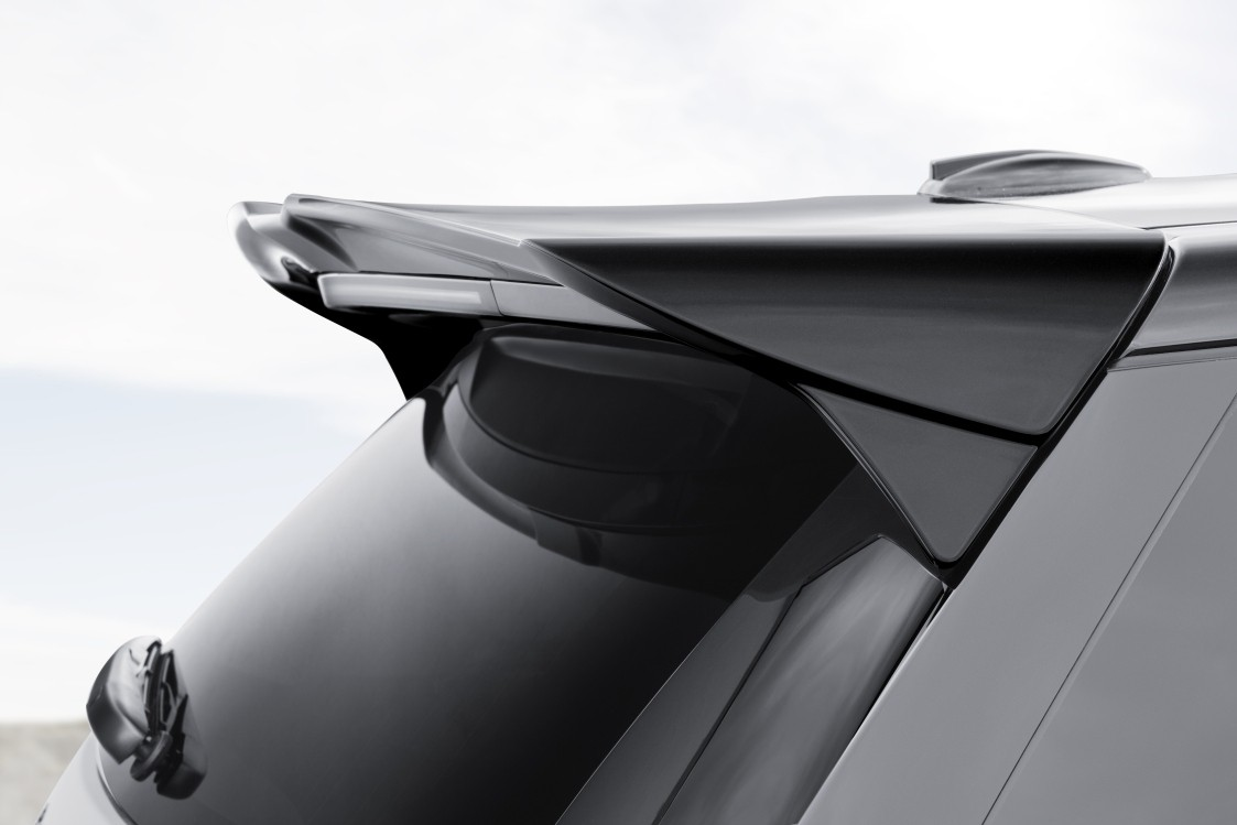 STARTECH Rear spoiler for Discovery Sport