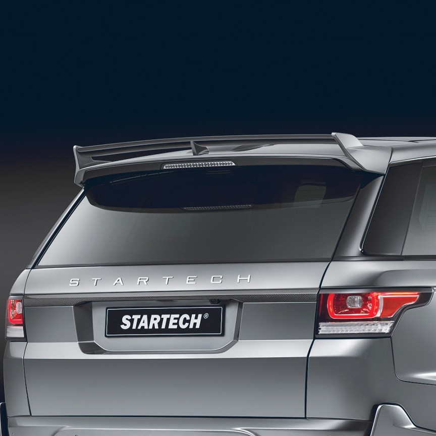 STARTECH Roof Spoiler for Range Rover Sport from 2014