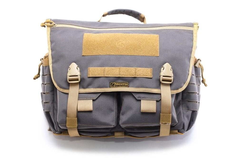 Tactical Messenger Bag - 2nd Generation, Nakatanenga,