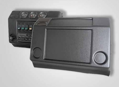 Center Dash Console for Defender TDI / Td5