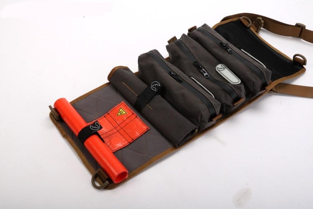 Nakatanenga Tool Roll individuals