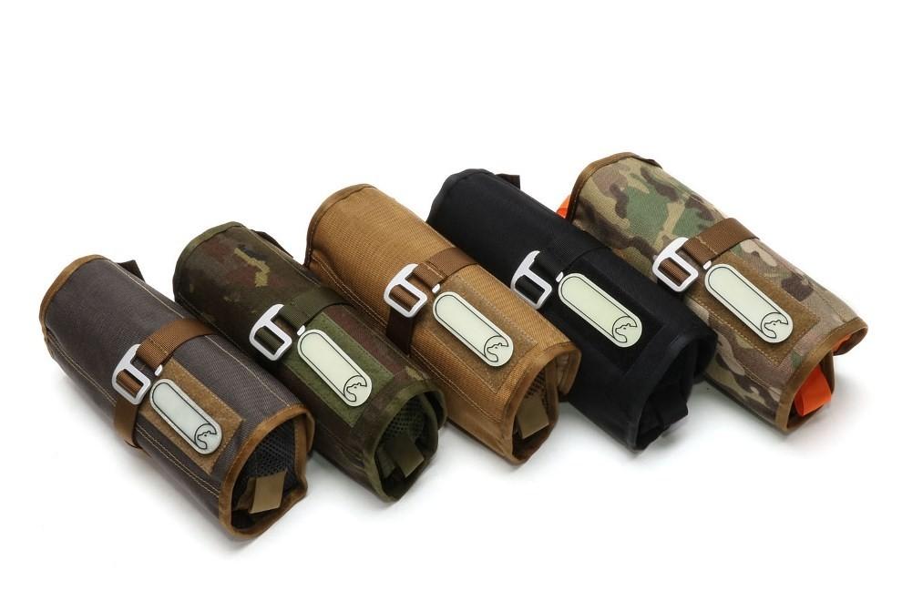 Nakatanenga tool roll wash / toiletry bag / toiletry roll