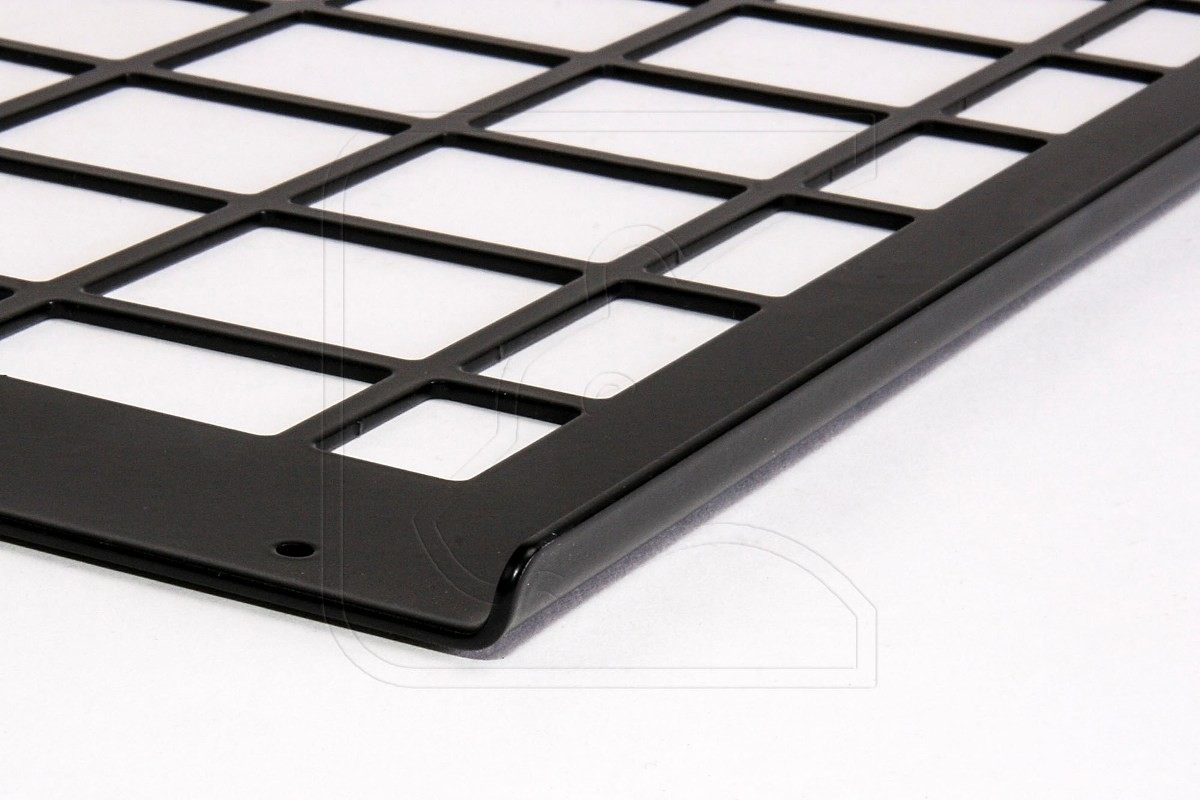 4x4 Outdoor Tuning Stainless Steel Black Window Guard