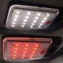 Nakatanenga LED cabin light Hunter, for Land Rover Defender, warm white