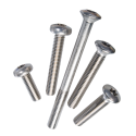 Stainless Steel Screw Kit 2 Doors  110 HT / 90
