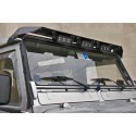 Equipe 4x4 headlight roof bar for Land Rover Defender