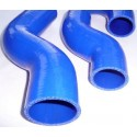 Silicone intercooler-turbo hose kit, Discovery 2 Td5
