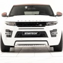 STARTECH Front bumper, PUR R-RIM, for all Evoque models until MY 2015, only available in combination with original LED fog light