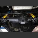 horntools Rear axle protection for Suzuki Jimny 2 GJ