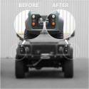 Wheel arch flares for Land Rover Defender +30mm