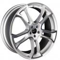 "MONOSTAR R, 8,5 x 20"", single piece, silver, full polished, Discovery 4 / Sport"