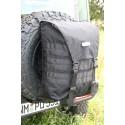 Spare wheel rucksack/backpack/transport bag medium 47l Nakatanenga
