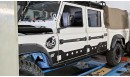 Door protection plates for Land Rover Defender 130