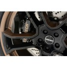 STARTECH High performance brake system front, 4-piston fixed caliper disc brake ventilated, for Range Rover Evoque