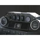Equipe 4×4 instrument holder for Land Rover Defender TD4 Puma
