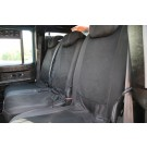 Nakatanenga rear bench seat cover for Land Rover Defender TD4, Puma from 2007