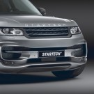 "STARTECH Front bumper ""1"", PUR R-RIM, incl. LED position/ daytime running lights and LED fog light, not for SVR, Range Rover Sport from 2014"