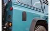 TREKFINDER tank lid cover for Land Rover Defender 90/110