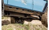 Abenteuer 4x4 - Rocksliders for Mercedes G