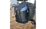 Spare wheel rucksack/backpack/transport bag large 80l Nakatanenga