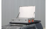 AluBox Pro roof box special size - 198L