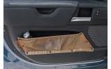 Nakatanenga car door storage net for Land Rover New Defender L663 from 2020