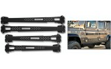 Equipe 4x4 door handle protection bars for Land Rover Defender.