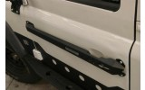 Equipe 4x4 door handle protection bars for Land Rover Defender front doors