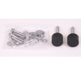Stainless Steel,  Bonnet Screw Kit for Defender