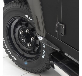 Dirt D-Fenders for Land Rover Defender 90/110/130