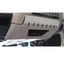 Front underbody guard for New Defender 90/110
