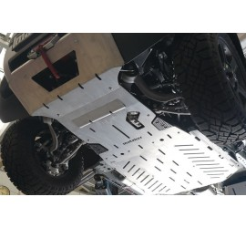 Underbody protection system for New Defender with built-in winch 4,300 kg