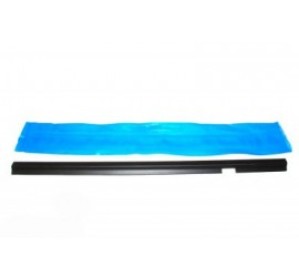 Window seal waist weatherstrip for Land Rover Defender 90/110/130