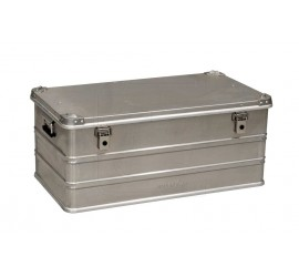AluBox Pro Aluminium storage box 134 Litre