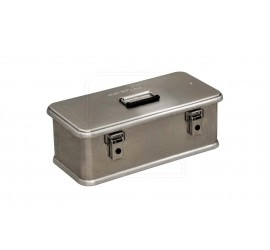 Alu Box Pro Aluminium storage box 19 Litre