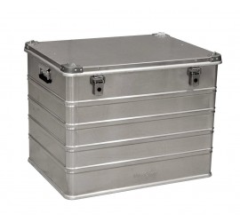 AluBox Pro Aluminium storage box 240 Litre