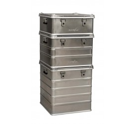 Alu Box Pro Aluminium storage box 67 Litre