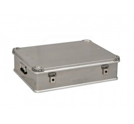 AluBox Pro Aluminium storage box 74 Litre